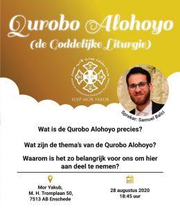 SOJP Qurobo Alohoyo